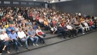 Audiência pública contou com a presença dos Parlamentares do Município