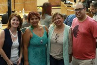 28ª Sessão Ordinária, tem a presença dos alunos da Escola Estadual Professora Maria Pacheco Nobre
