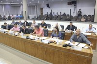 40ª Sessão Ordinária e 14ª Sessão Extraordinária