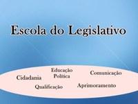 Aula inaugural da Escola do Legislativo da Câmara Municipal de Praia Grande