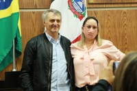 Renato Bolsonaro visita a Câmara Municipal de Praia Grande